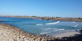 plage surf-casting