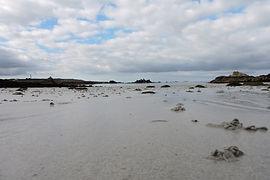plage et tortillons