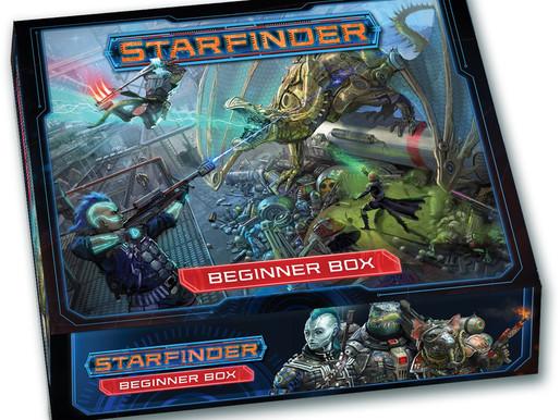 Starfinder Beginner Box - Part 2