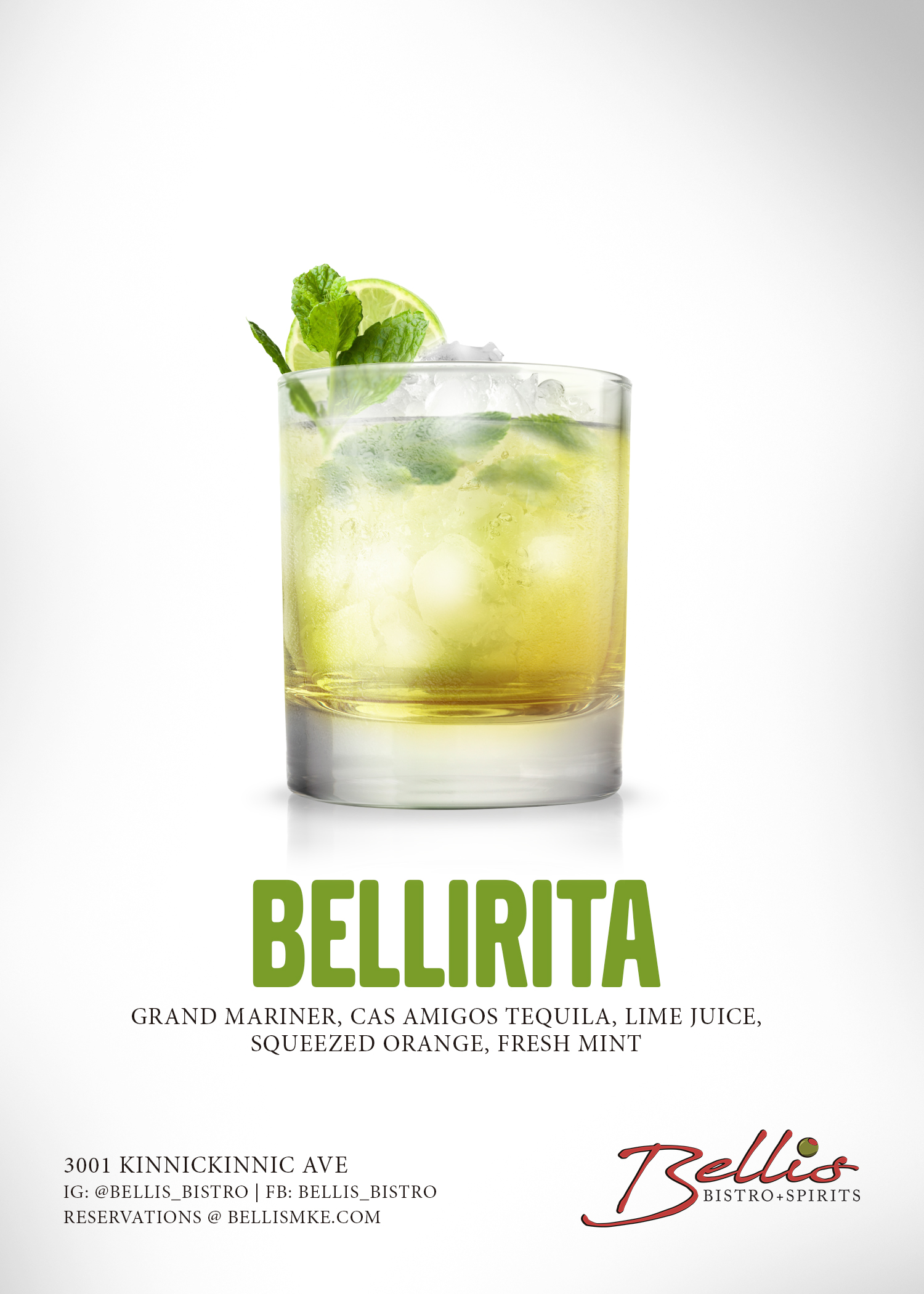 bellis bistro and spirits bellirita