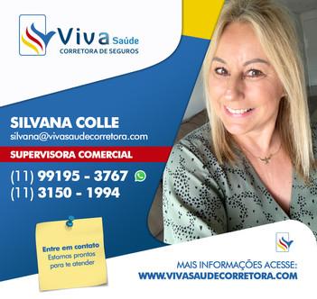 Supervisora Comercial Silvana