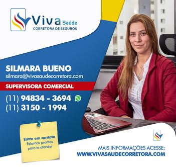 Supervisora Comercial Silmara