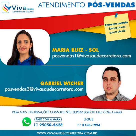 ATENDIMENTO PÓS-VENDAS