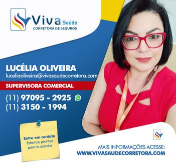 Supervisora Comercial Lucélia