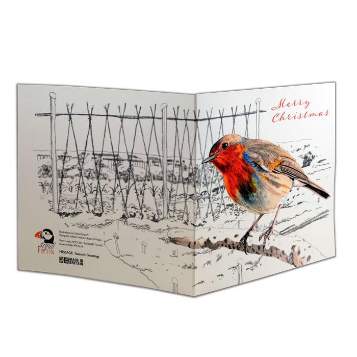 Christmas-Robin