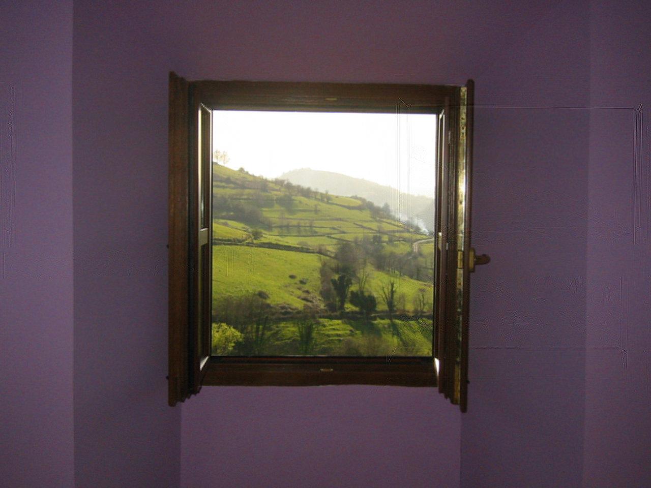 Vistas desde habitación Rodiles