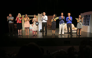 élèves comédiens théâtre