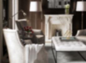 2.визуализация комнаты в смешанных тонах