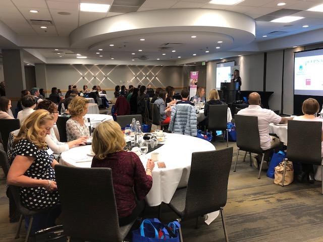 Delegates at CFPNA 2018 Conference