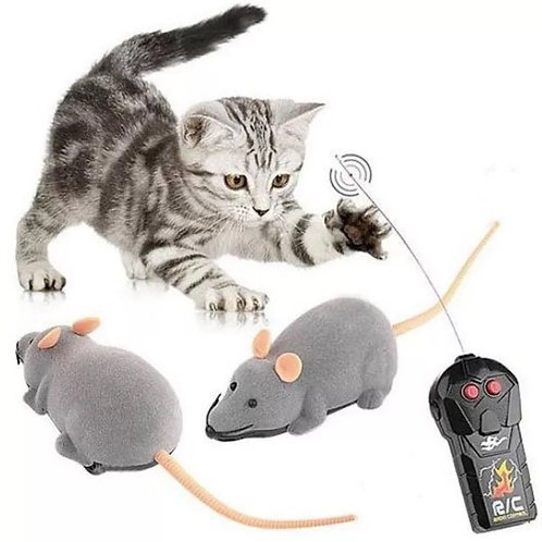 Cat Toys Remote control mouse