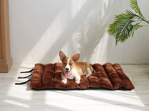 Portable Luxury Plush Mat