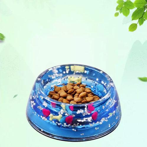 Pet Dog Food Bowl