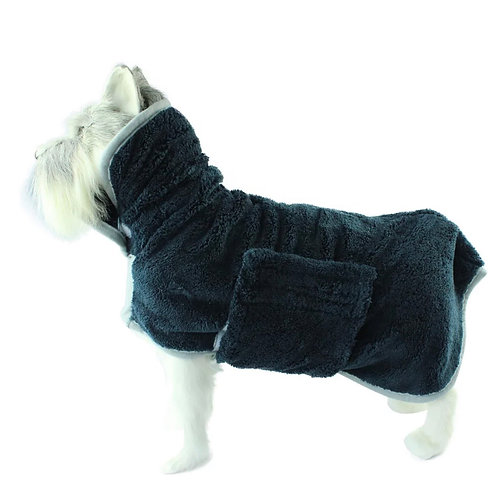 Brand Drying towel dog bathrobe