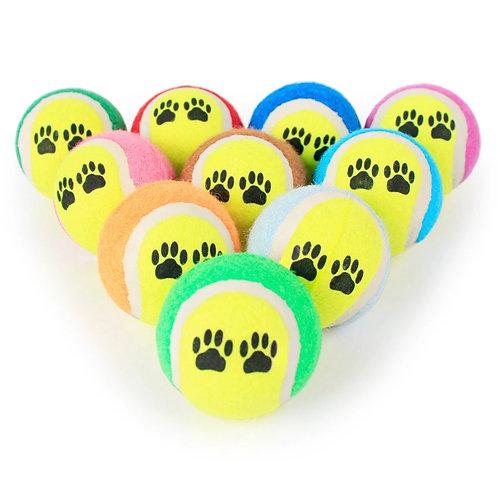 Pet Toys tennis 10 balls