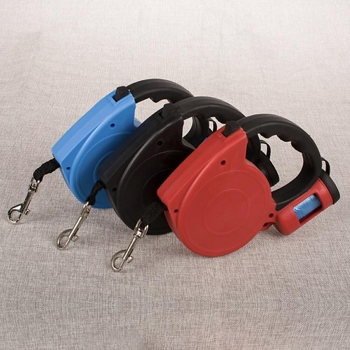 Dog walking leash (Automatic) retractable rope