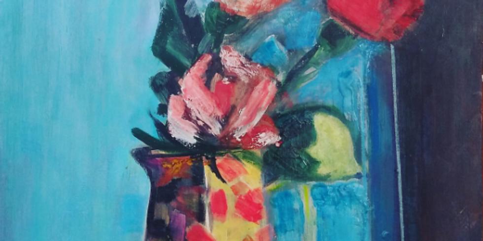Art Classes with Marjorie