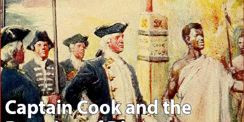 Captain Cook and the Doctrine of Discovery (and how it continues to affect us)