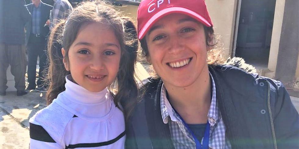 Peacemaking in Iraqi Kurdistan - Rebecca Dowling shares her work