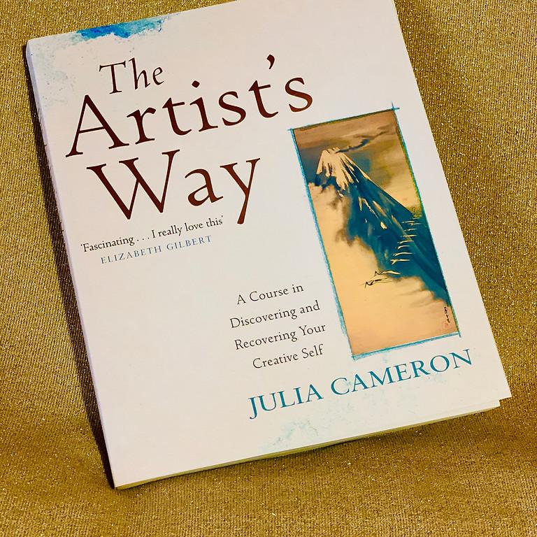 'The Artist's Way' creative mentoring