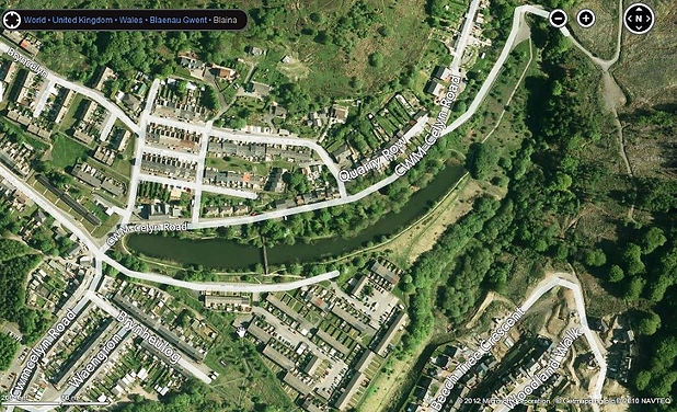 Cwmcelyn Ponds Map.jpg
