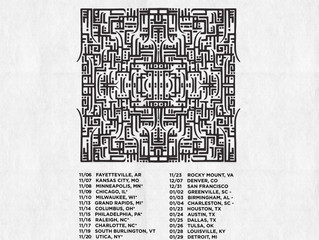 Elevate Tour Continues with NEW 2020 Dates