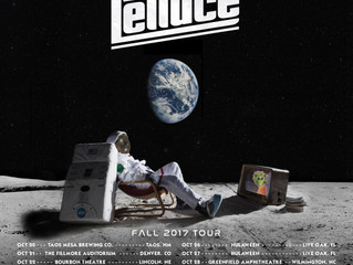 More Fall 2017 Tour Dates Added