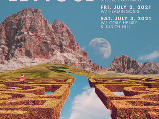 Lettuce announces two nights at Dillon Amphitheatre with Cory Henry, Judith Hill & Flamingosis
