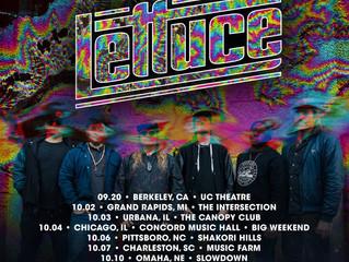Lettuce Announces Fall 2018 Wavelength Tour