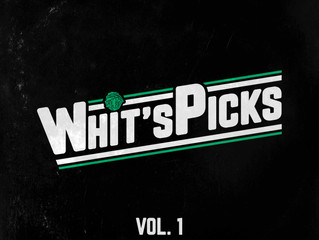 Whit's Picks, Vol. 1 Now Streaming