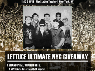 Enter to win the ultimate Lettuce NYC Price Package