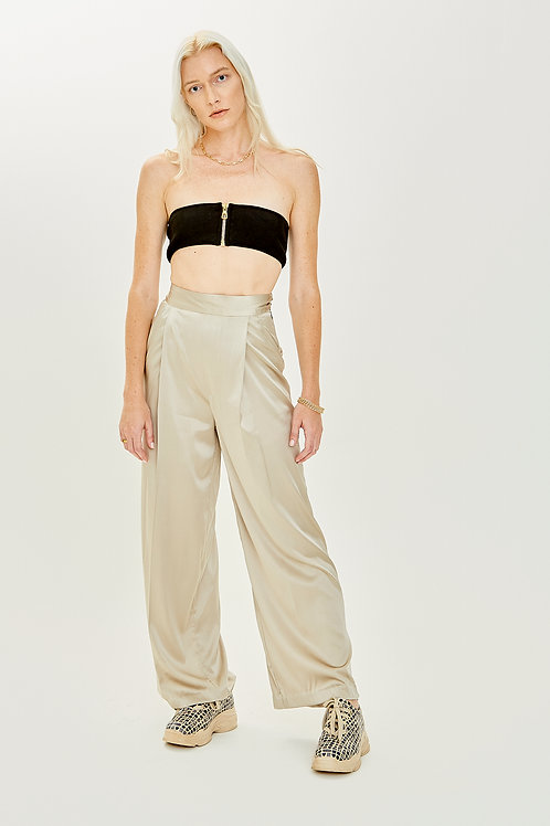 Chloe Silk Trousers