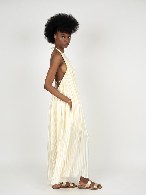 Harmonia Pleated Dress