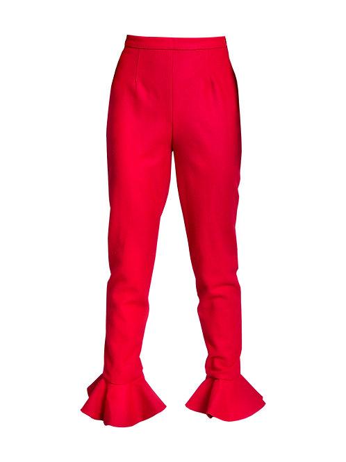 Lola Wool Trousers