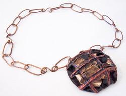 Heat-treated copper