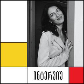 Interview: Mari Bolqvadze