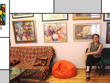 Interview: Tsira Barbakadze