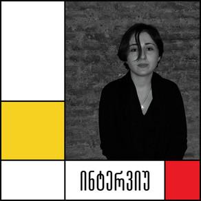 Interview: Tinatin Bedukadze