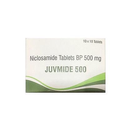 니클로사마이드 주브마이드 500mg