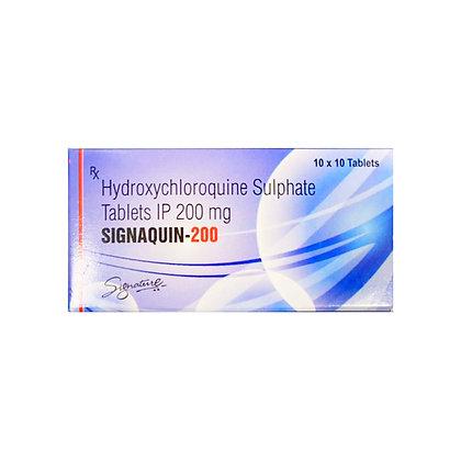 하이드록시클로로퀸 SIGNAQUIN-200mg