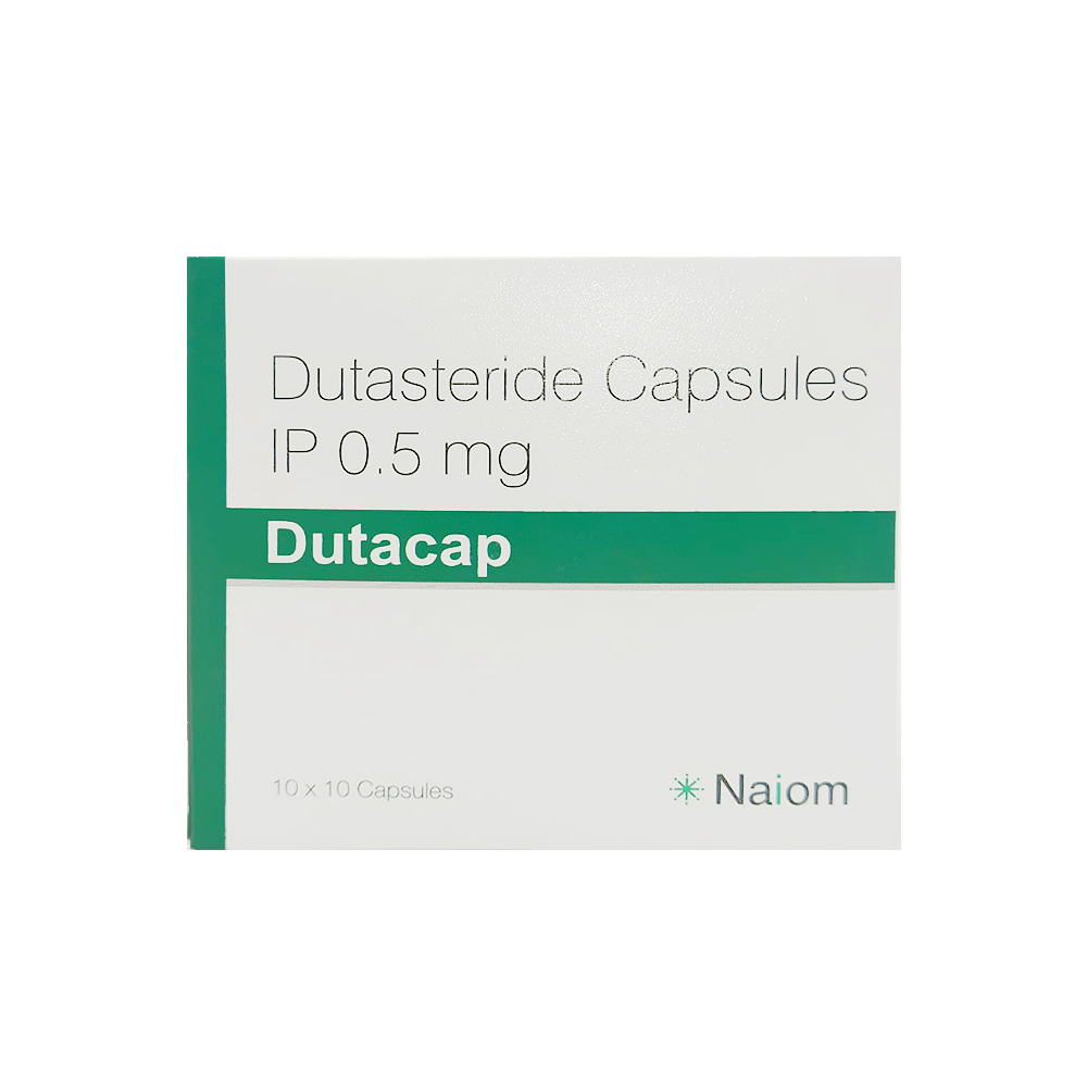 두타스테리드(두타캡) 0.5mg 600정