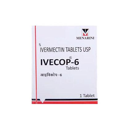 이버멕틴 이베코프-6mg