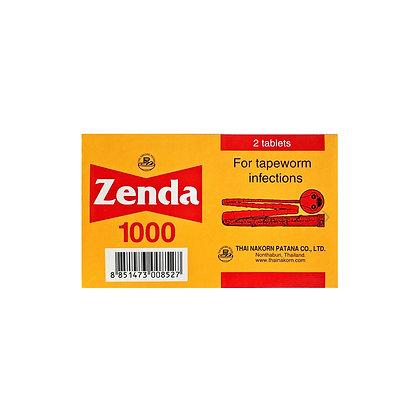 [특급배송] 니클로사마이드 Zenda 1000mg