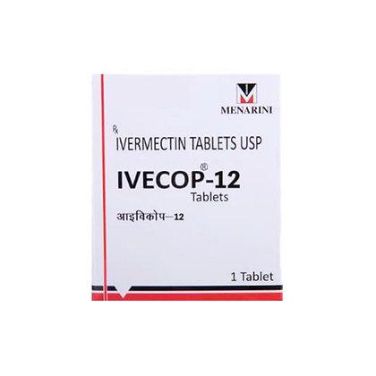 이버멕틴 이베코프-12mg