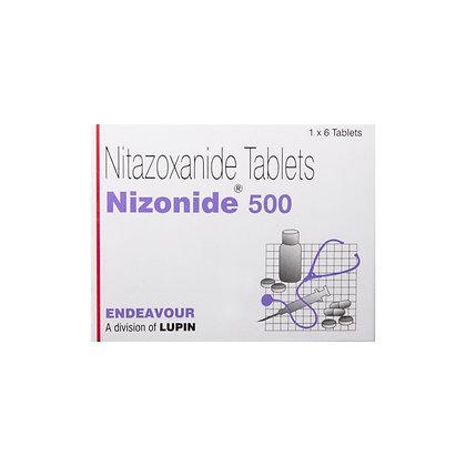 니타조사나이드 니조나이드 500mg
