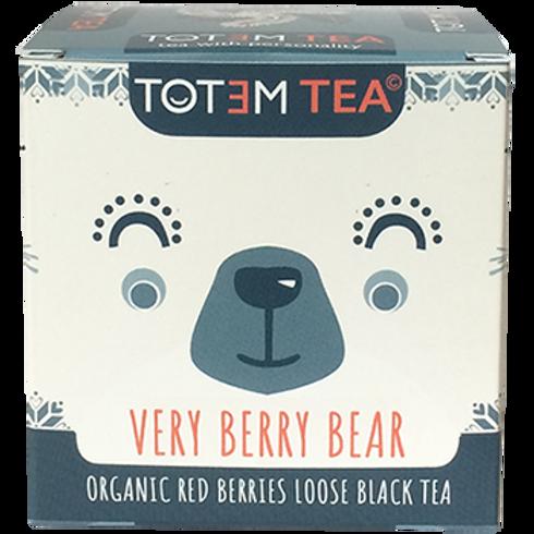 VERY BERRY BEAR-Red Berries Black Tea
