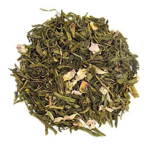 """Cheery"" Blossom-Sweet blossom green tea"