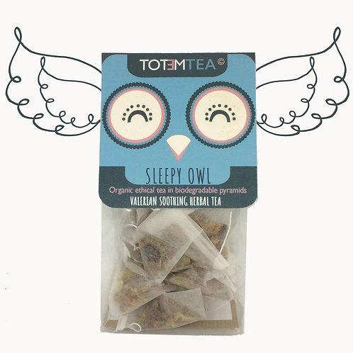 Sleepy Owl- Valerian- Sleep Relief