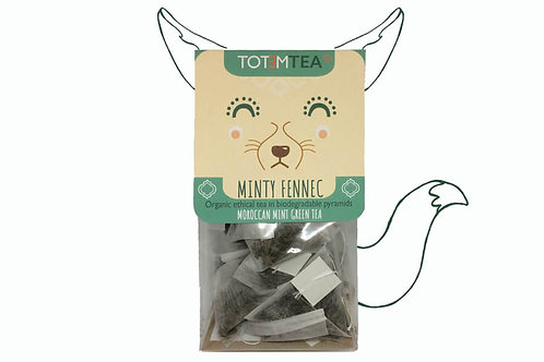 Minty Fennec- Moroccan Green Tea