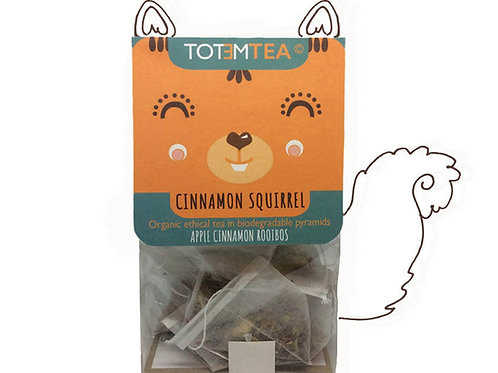 Cinnamon Squirrel- Cinnamon Apple Rooibos