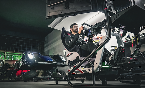Simulador Racing Realdrive Tech